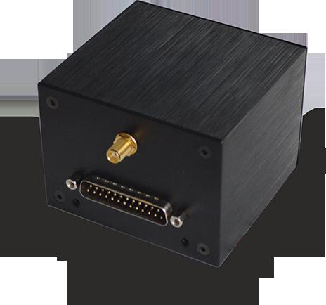 Wetter-Blackbox: Das ADL120 ist ein kompakter schwarzer Würfel, der an passender Stelle im Flugzeug versteckt werden kann und sich per WLAN mit dem iPad verbindet