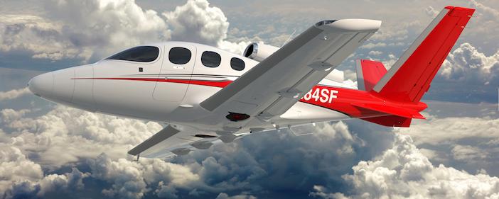 SF50 Flight